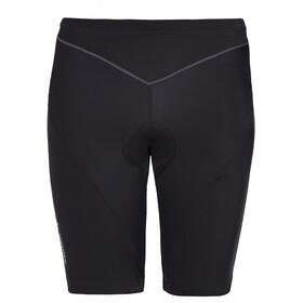 VAUDE Active Spodnie rowerowe Kobiety, black